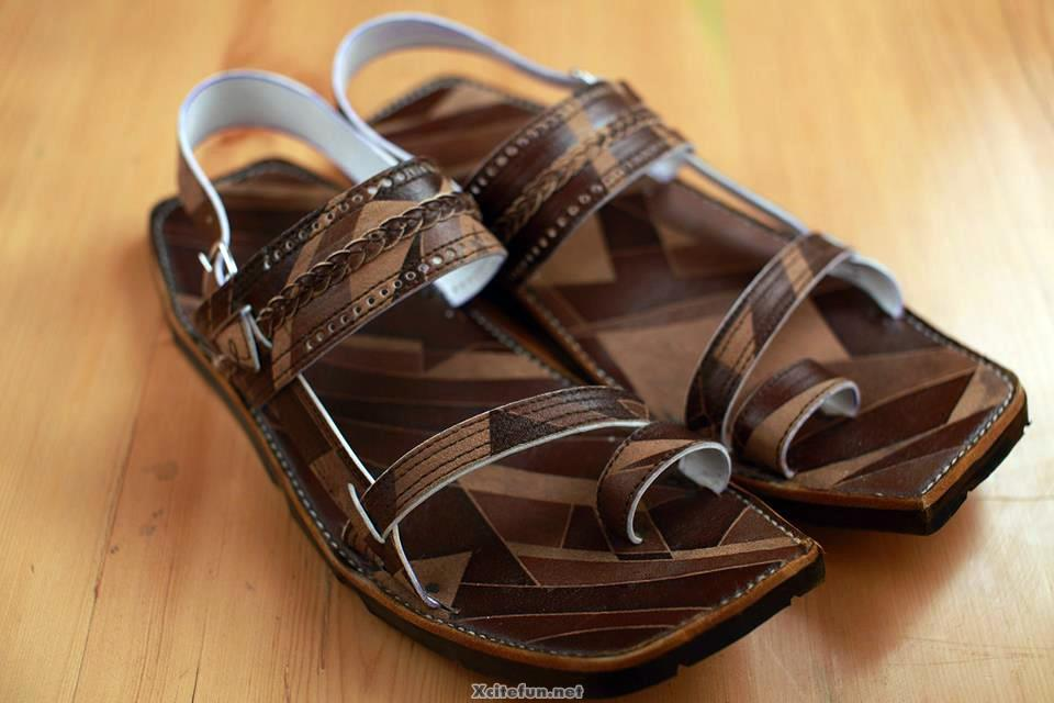 leather formal and casual footwear for men by arsalan