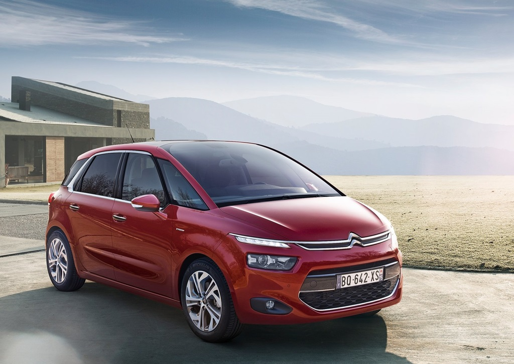 citroen c4 picasso 2014 car wallpapers. Black Bedroom Furniture Sets. Home Design Ideas