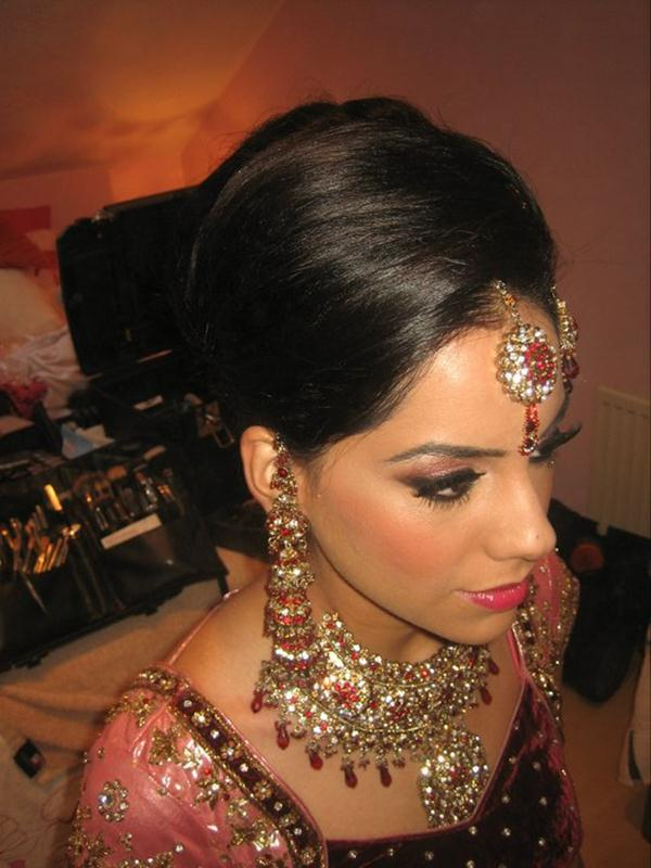Fantastic Asian Bridal Bun And Tail Hairstyle Hairstyles For Women Draintrainus