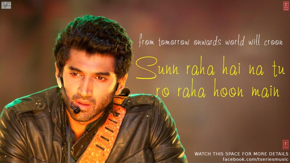 Sunn Raha Hai Full Song - Aashiqui 2 - XciteFun.net
