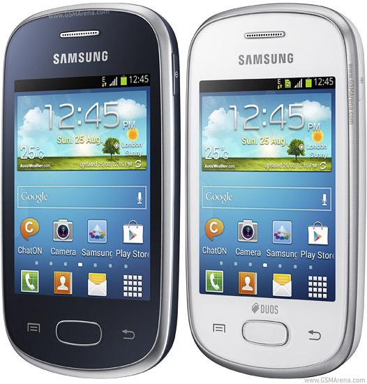 Samsung Galaxy Star S5280 Smartphone Specification