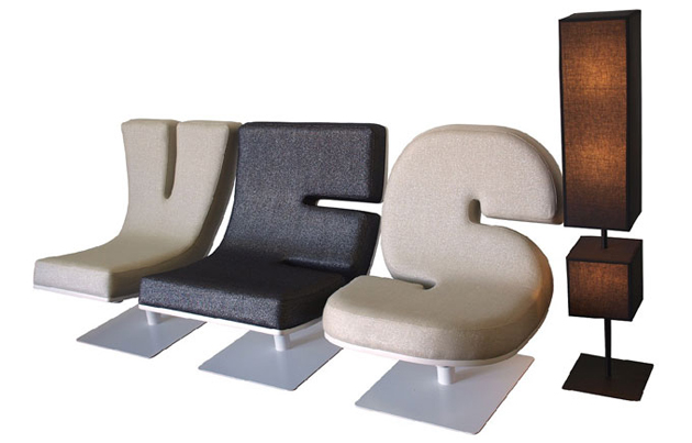 Typographic Furniture - XciteFun.net on home design, home cell phones, home roof systems, home health, home decor, home upholstery fabric, home appliances, home windows, home sofa sleepers, home garden ideas, home funeral services, home countertops, home mirrors, home bed, home furnishings, home garden trees, home kitchen, home art collection, home walls,