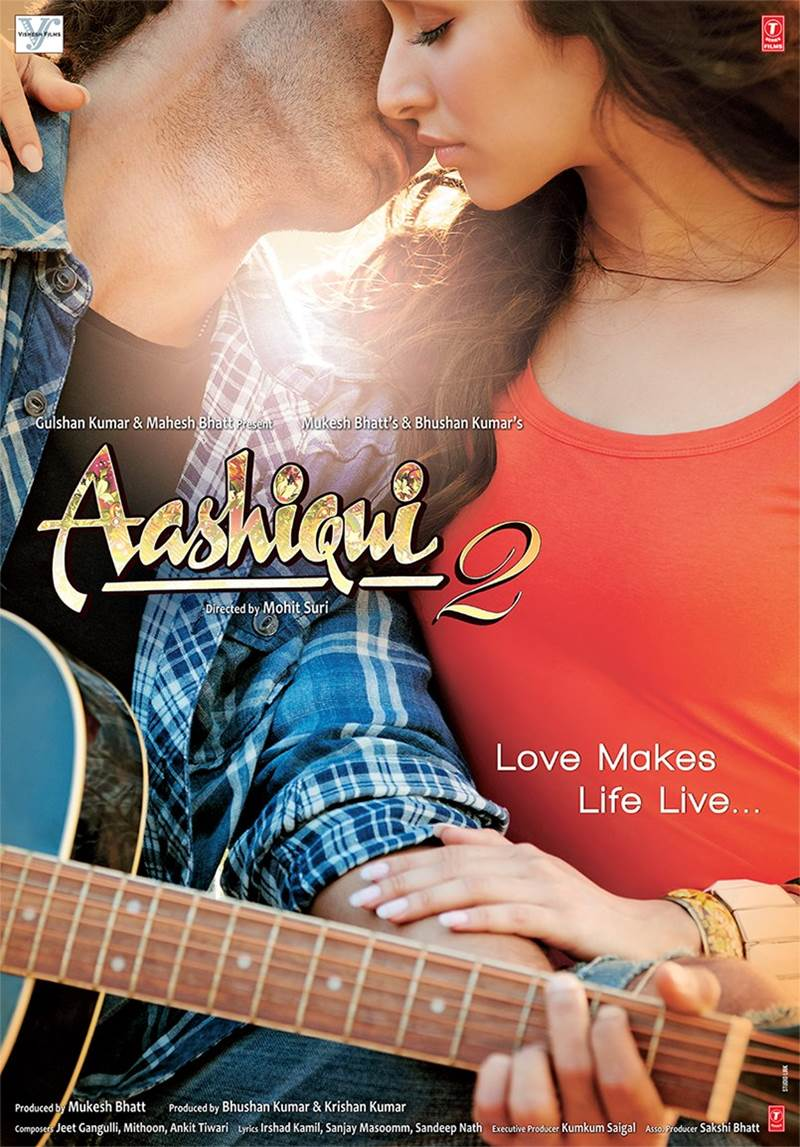Aashiqui 2 Movie Trailer - New Posters - XciteFun.net
