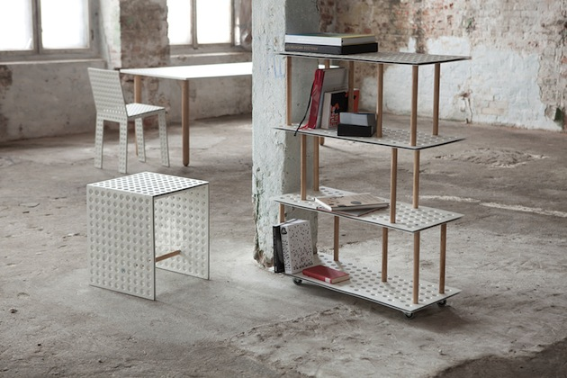 Metal Sheet Modular Furniture