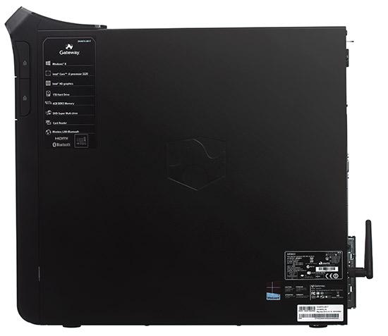 Gateway DX4870-UB17 Desktop PC Review