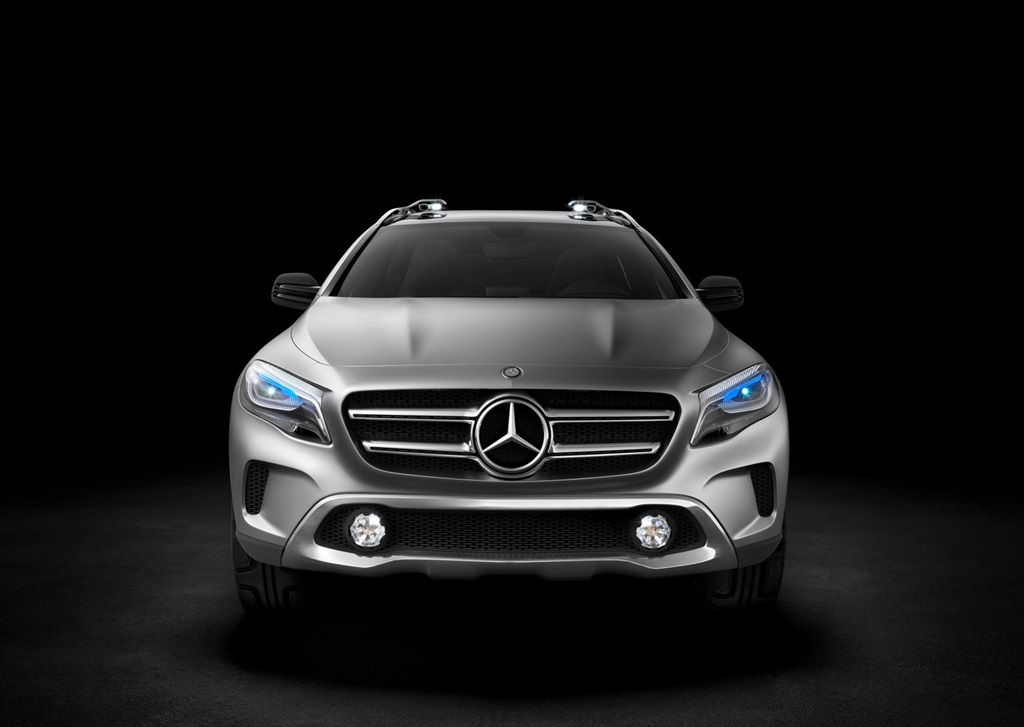 MercedesBenz GLA Concept 2013  Car Wallpapers
