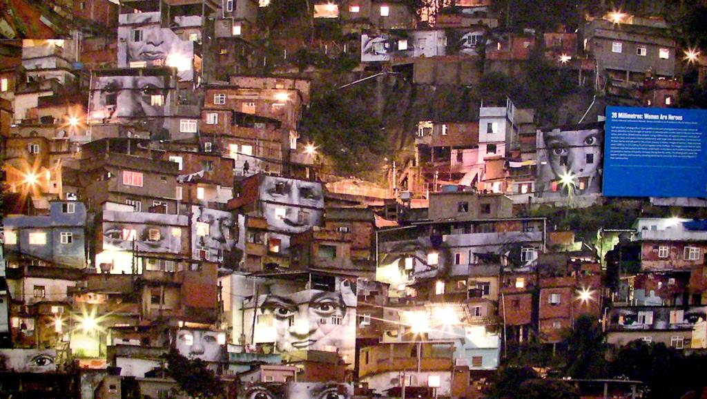 Faces Of Favelas Brazil Xcitefun Net