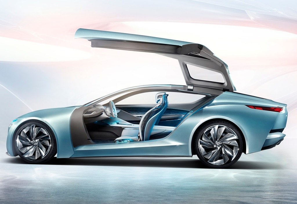Exotic Cars 2013 Buick Riviera Concept ...