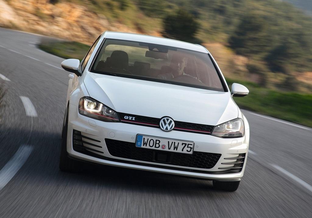 Volkswagen Golf Gti Wallpaper Volkswagen Golf Gti 2014 Car