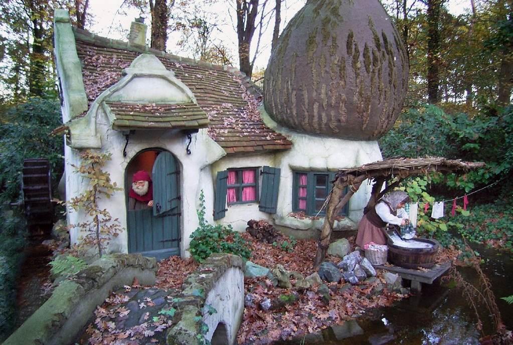 Efteling Magical Theme Park Netherlands - XciteFun.net