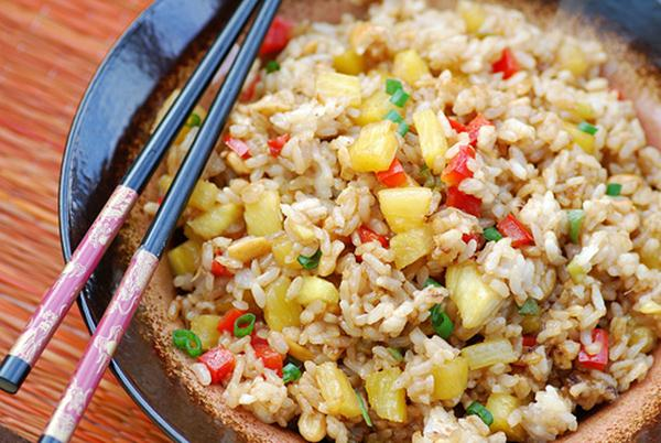 Thai Fried Rice Easy Recipe : Food Recipes