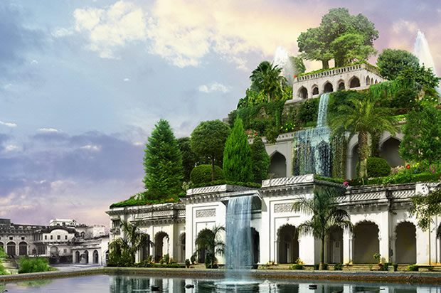 Hanging Gardens Babylon History In Headlines