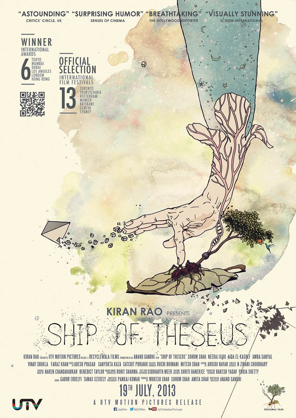 The Ship of Theseus and the Question of Identity