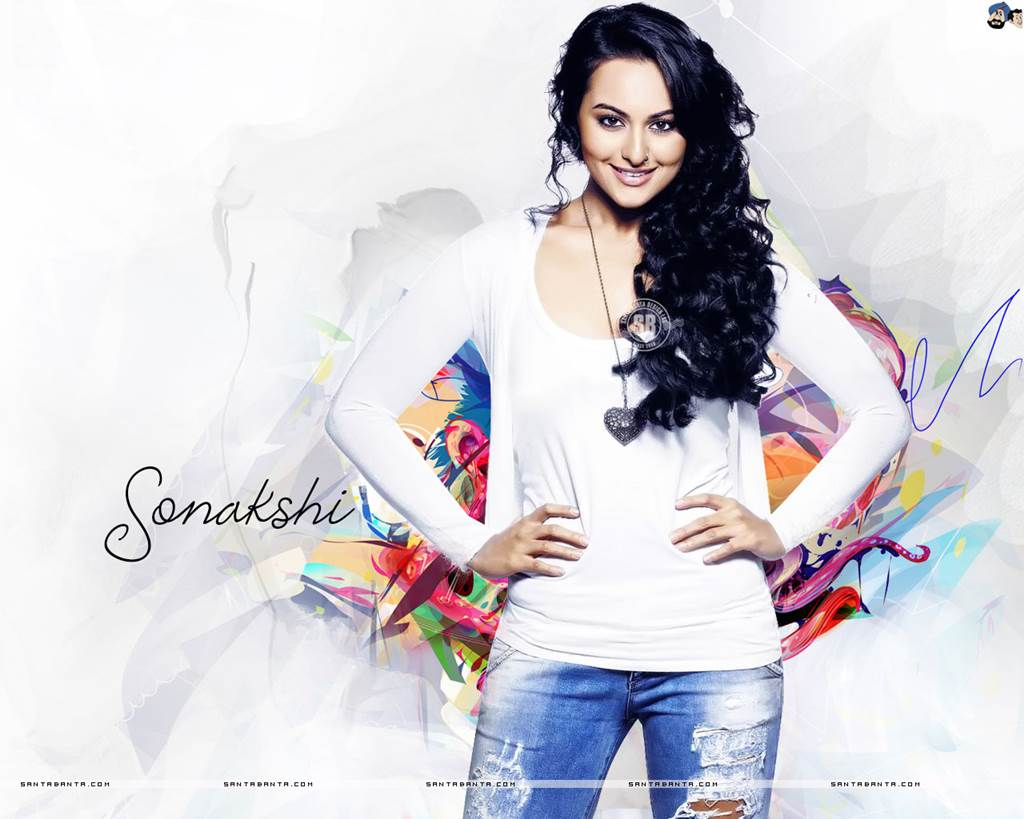 Sonakshi Sinha New Wallpapers 2013