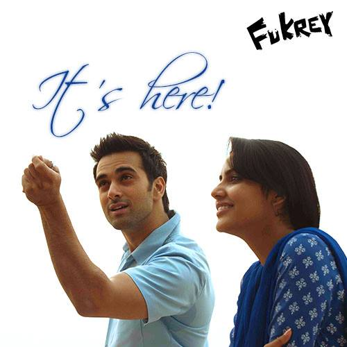 Fukrey film download song
