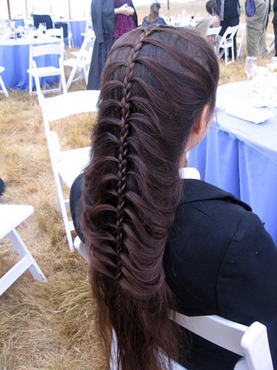 прически за средна коса видео