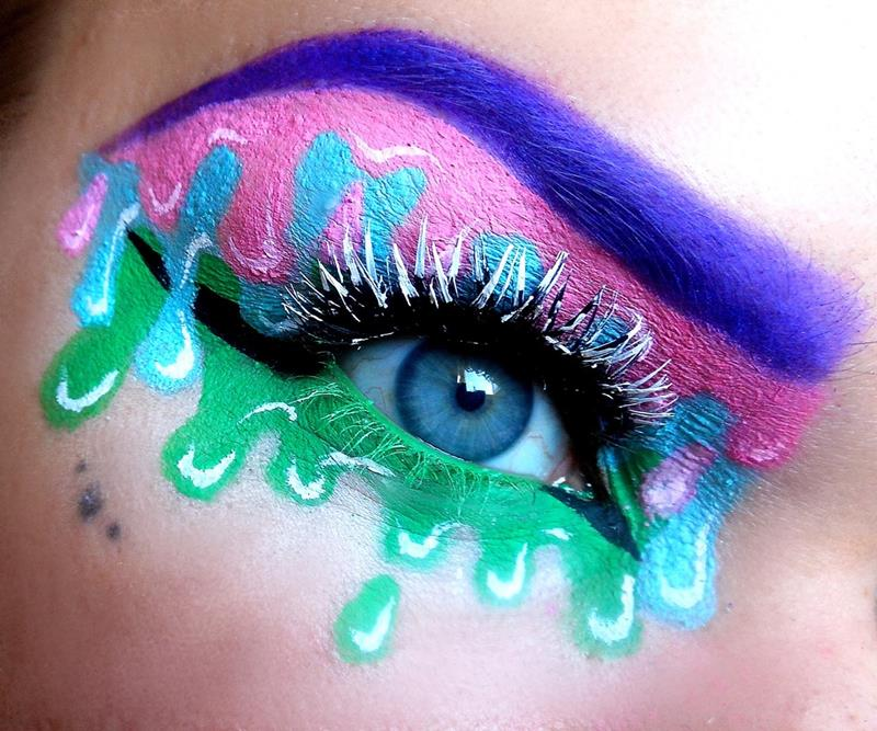 Stylish And Crazy Party Wear Eye Makeup Xcitefun Net