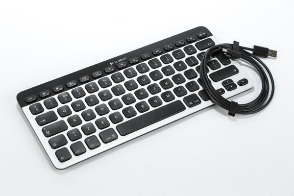 Logitech K811 Bluetooth Easy Switch Keyboard Review
