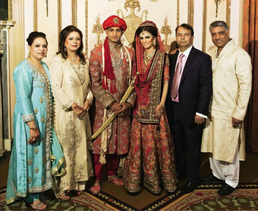 323900xcitefun amir khan boxer wedding 5 - Sports Competition January 2015