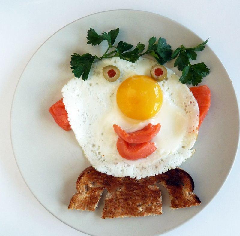 Yummy and creative food art for Creation cuisine