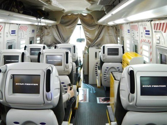 Asian bus tours right! Idea