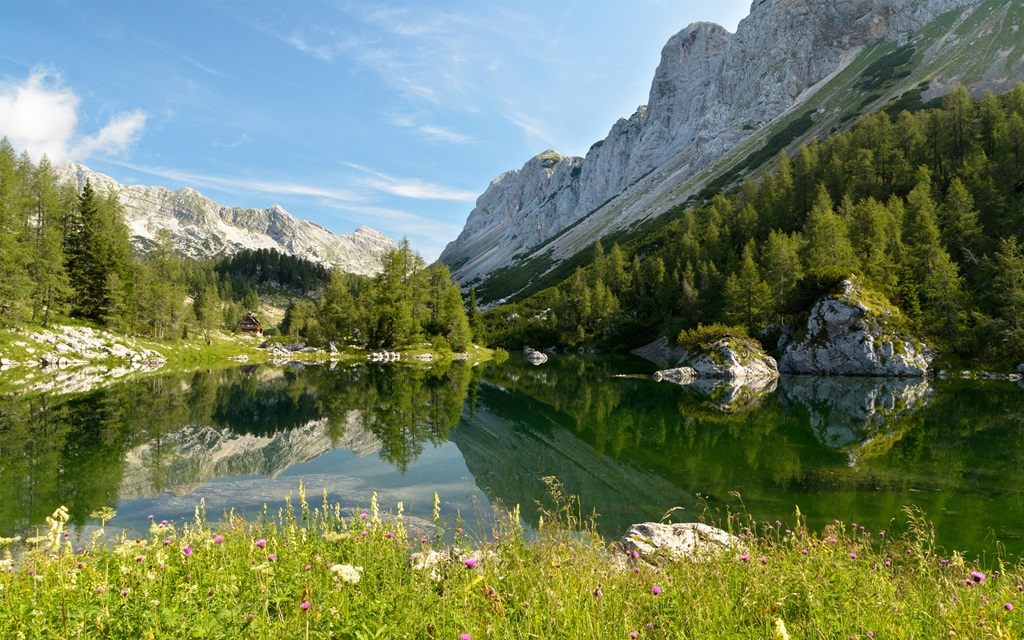 Triglav National Park Slovenia  Images n Detail