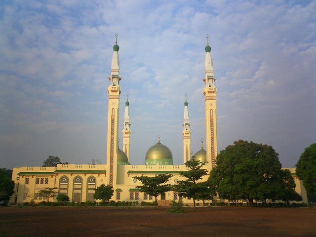 Conakry Grand Mosque Guinea  Images n Detail