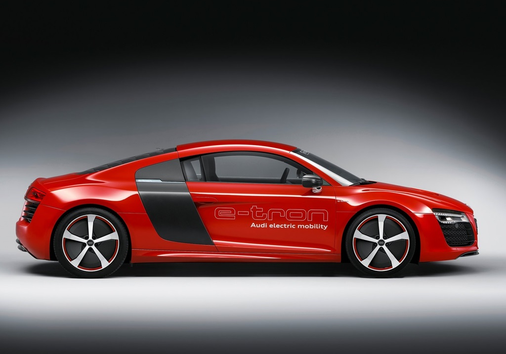 Audi R8 E Tron Concept 2013 Car Wallpapers Xcitefun Net