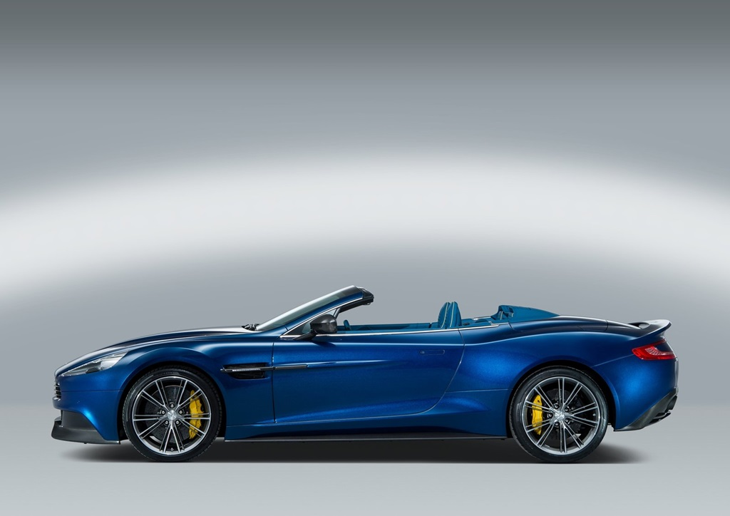 Aston Martin 2014  Vanquish Volante Car Wallpapers