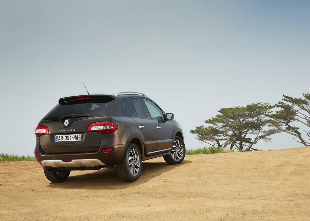 Renault Koleos 2014  Car Wallpapers