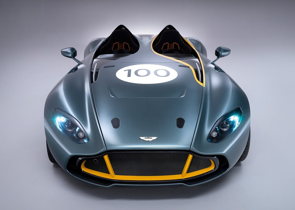 Aston Martin CC100 Speedster Concept 2013  Car Wallpapers