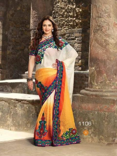 Esha Deol Designer Wear Collection