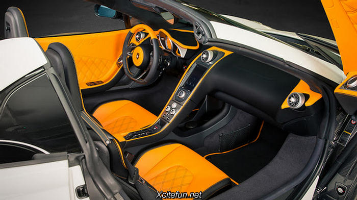 Gemballa McLaren GT  12C Spider Version
