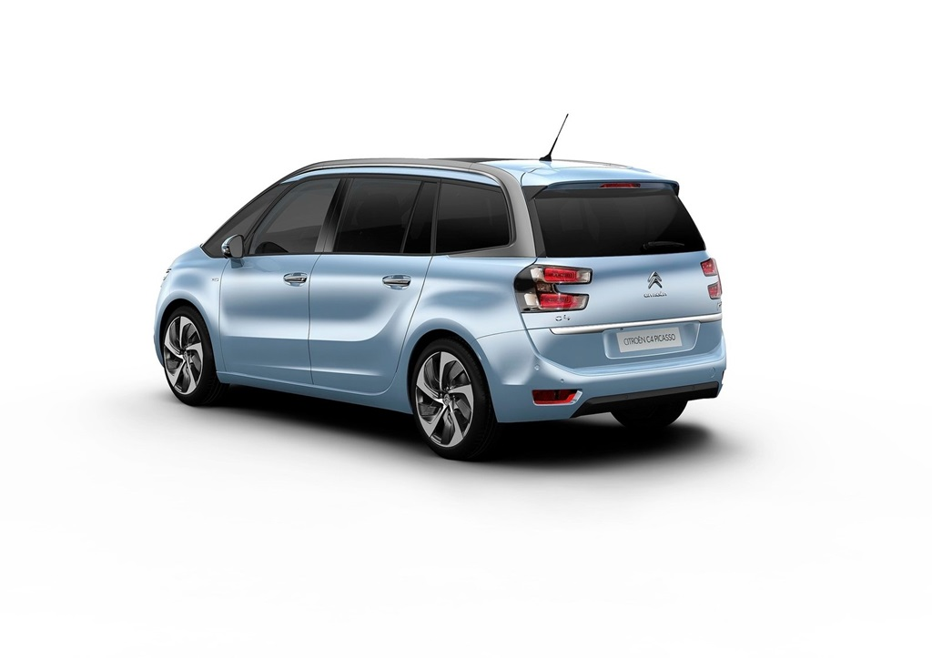 Citroen Grand C4 Picasso 2014  Car Wallpapers