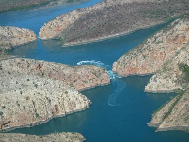 Horizontal Waterfalls In Australia Xcitefun Net