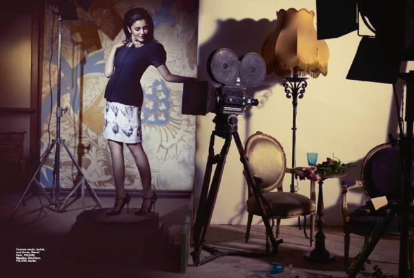 Alia Bhatt Harpers Bazaar Cover Shoot