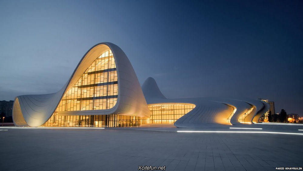 Best architecture world 39 s exhibition of 2013 for Worlds best architect