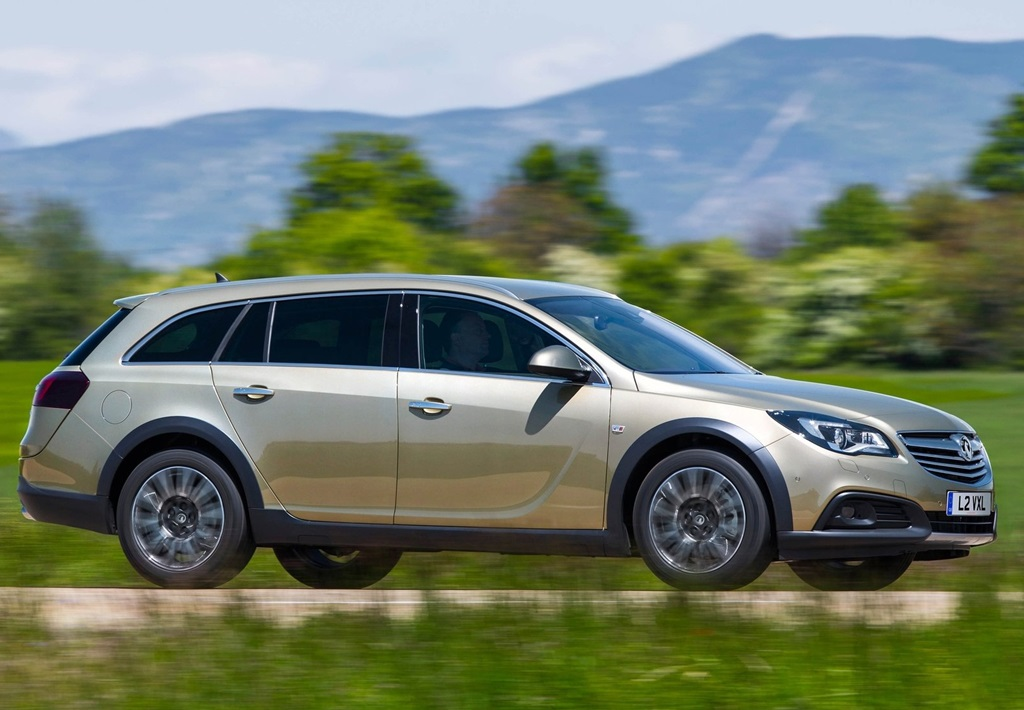 Vauxhall Insignia Country Tourer 2014  Car Wallpapers
