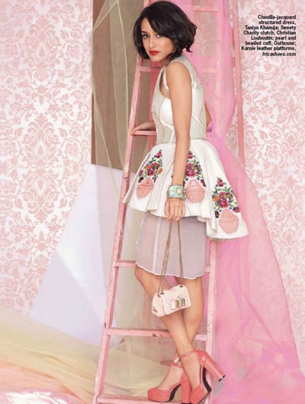 Shraddha Kapoor Cosmopolitan Cover