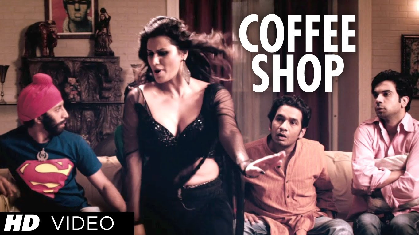 coffee shop song