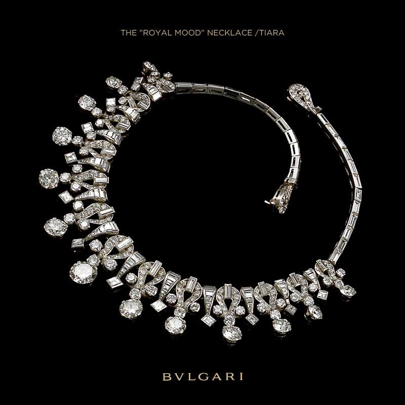 Italian party wear jewelry collection by bvlgari for Design gioielli