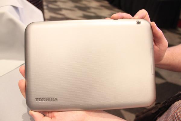 Toshiba Excite Write Specs