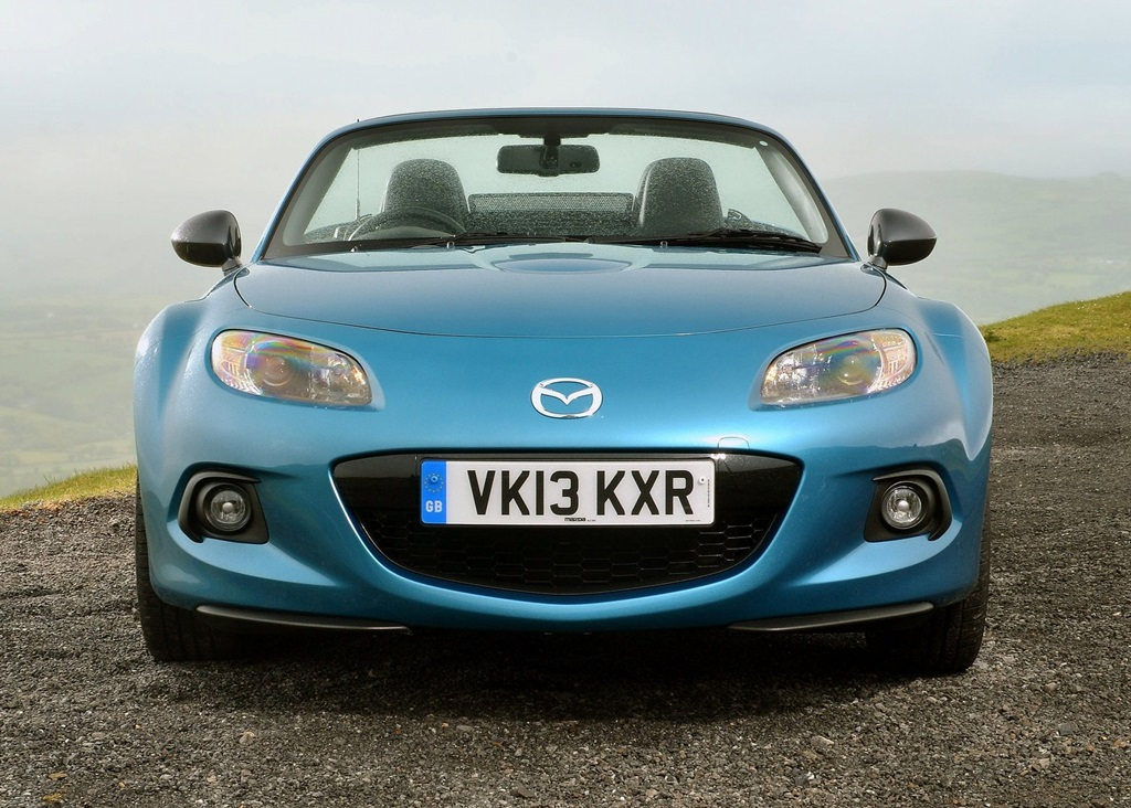 Mazda MX5 Sport Graphite 2013  Car Wallpapers