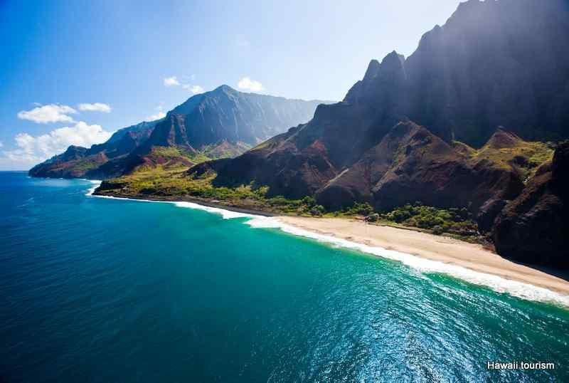 Napali Coast Kauai Hawaii