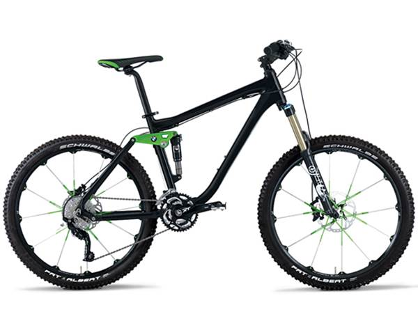 BMW Mountain Bike 2013