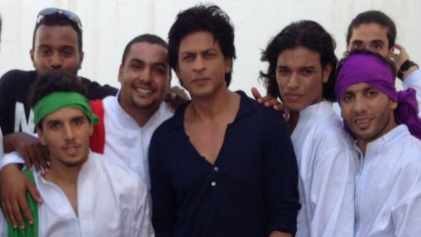 Shahrukh Khan Ramadan Mubarak  Espaces Saada TVC