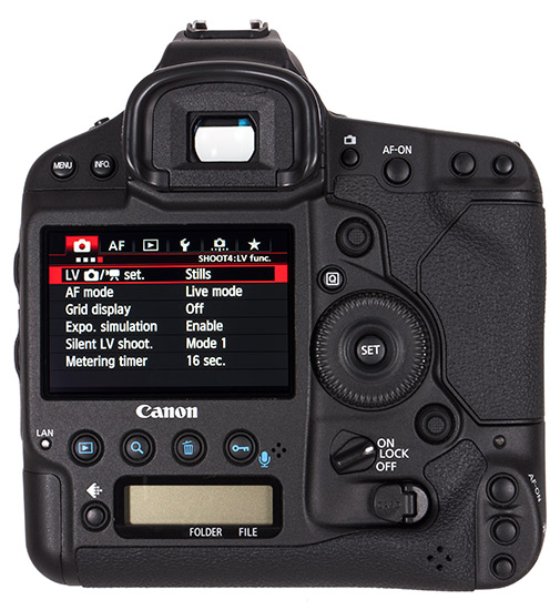 Canon Eos 1d X Review 18 Mp With Cmos Eos Xcitefun Net