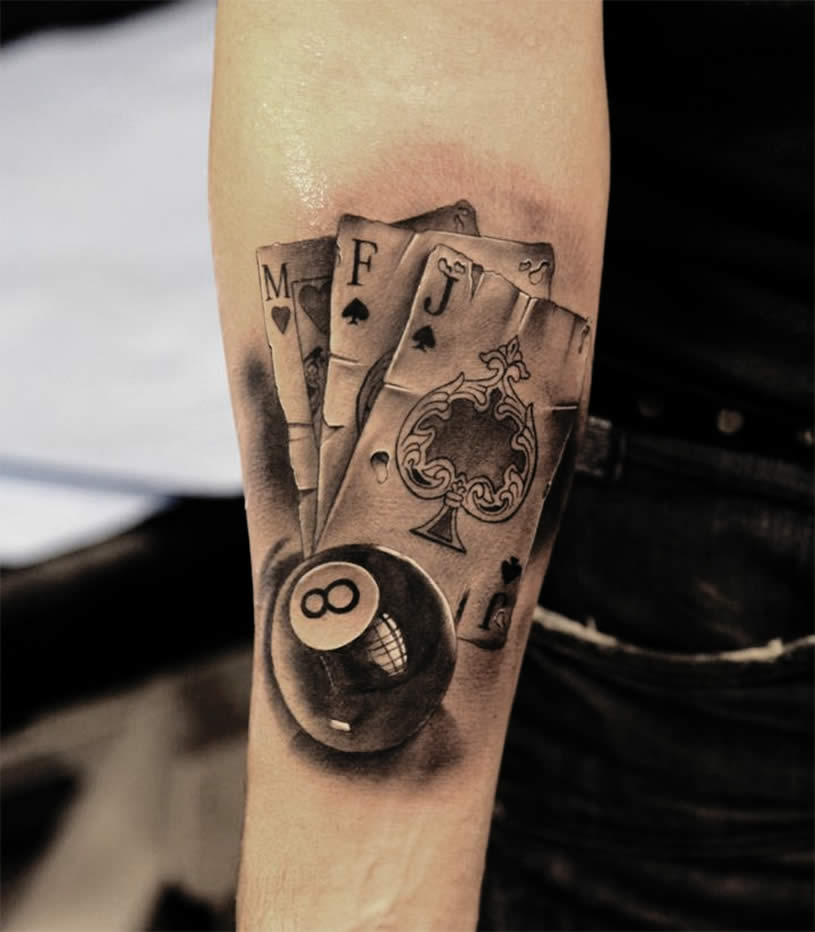 Tattoos With Amazing