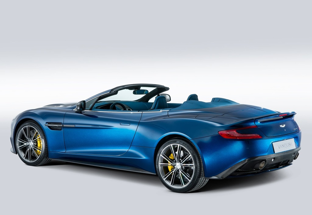 Aston Martin Wallpapers  Vanquish Volante 2014