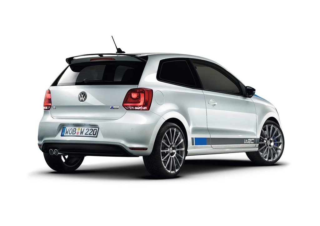 Volkswagen Polo R WRC 2013  Car Wallpapers